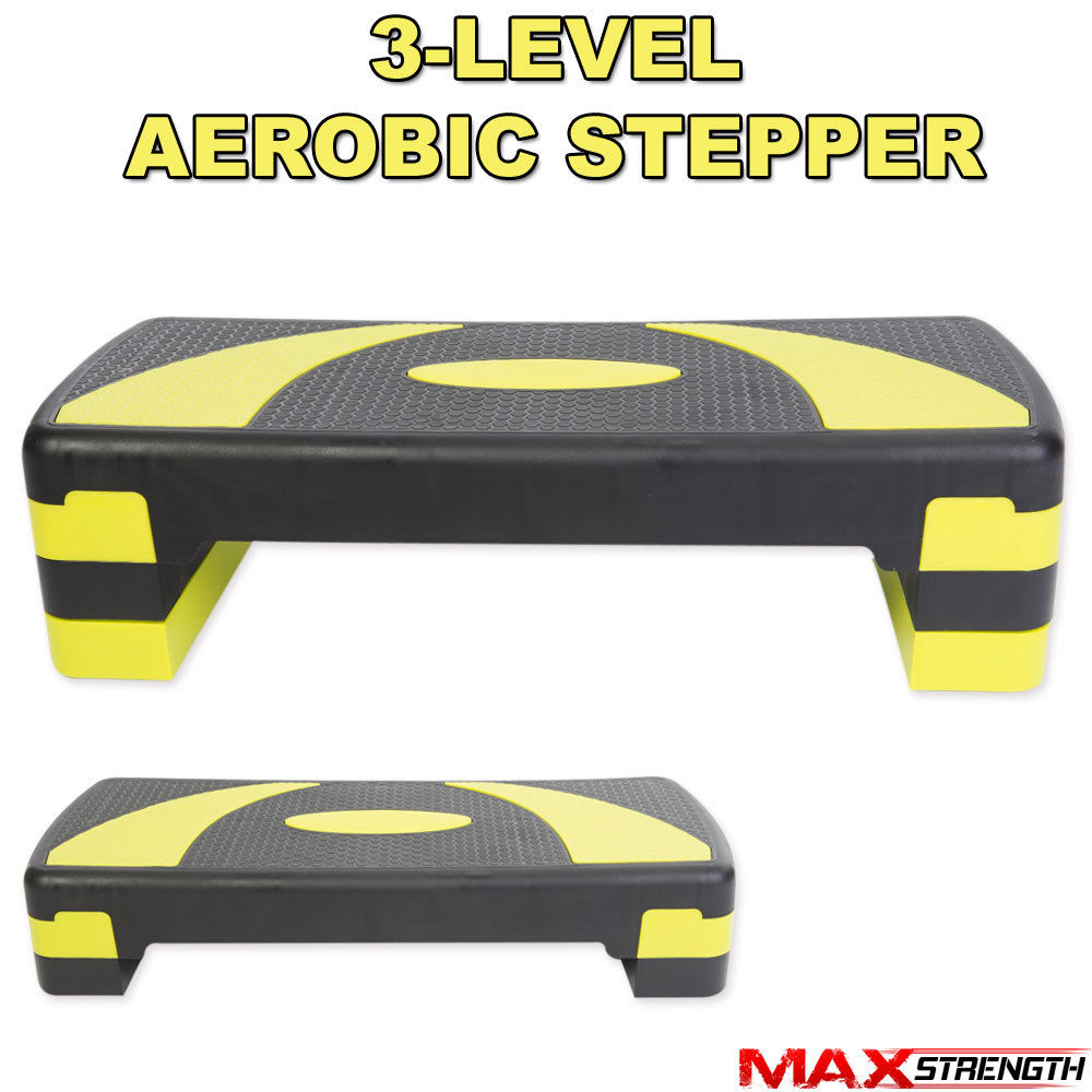 how to use aerobic stepper